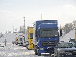 Ağrı-Erzurum karayolu ulaşıma kapandı