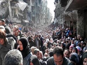 Suriyeliler, dünyadaki en büyük ikinci mülteci topluluk