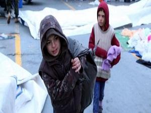 Öğrencilere kışlık kıyafet yardımı