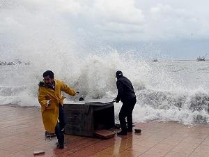 Meteorolojiden 3 bölge için fırtına uyarısı