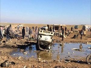 Suriye'de katliam: 160 ölü