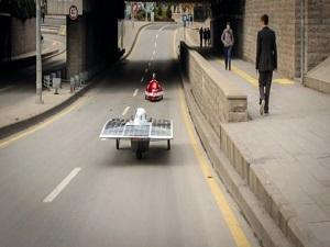 Alternatif yakıtlı araçlar trafikte