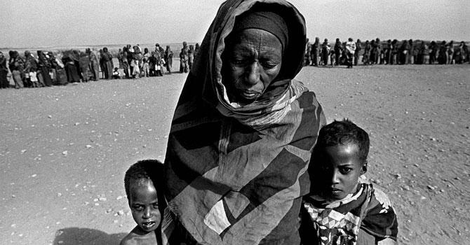 Orta Afrika'da 1,5 milyon insan açlıkla karşı karşıya