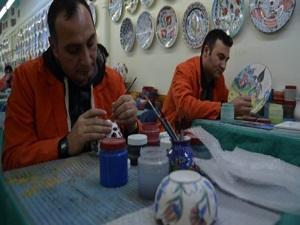 Türk Çini Sanatı'nda iki yeni teknik