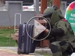 Bomba imha uzmanı polisin Kur'an-ı Kerim hassasiyeti