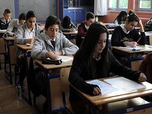 Özel yetenekli öğrenciler için ilk merkezi sınav yapıldı