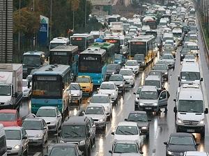 Trafik daha da artıyor