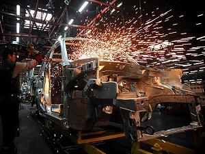 Otomotivde üretim yüzde 37 arttı