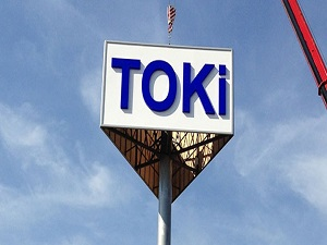 TOKİ'den 447 lira taksitle konut