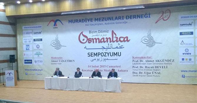 Bizim dilimiz Osmanlıca