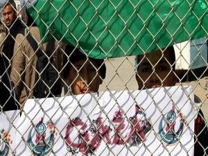 60 bin Filistinli Refah'ın açılmasını bekliyor