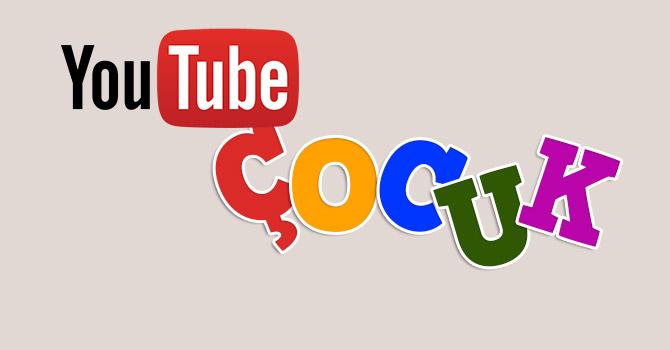 Youtube'dan çocuklar için güvenli video çalışması