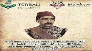 Sultan 2. Abdülhamid için panel düzenlenecek
