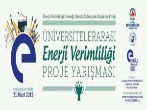 Üniversiteler arası enerji verimliliği proje yarışması başlıyor