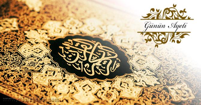 Allah, yeri sizin için bir yaygı yaptı