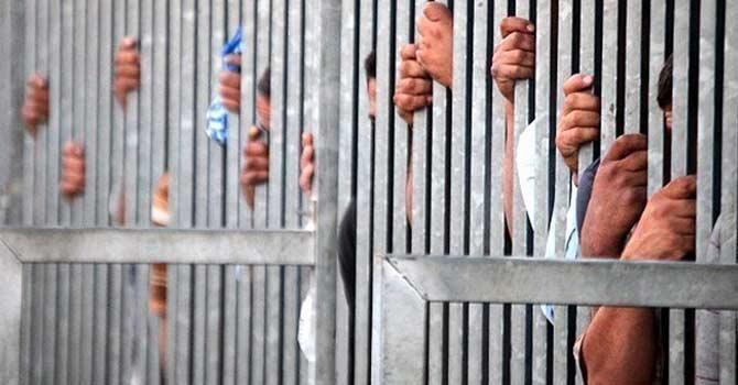 Suriye'nin Hama merkezi hapishanesinde isyan