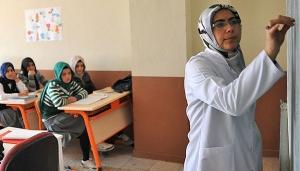 28 Şubat Mağduru Öğretmenler Göreve Başladı