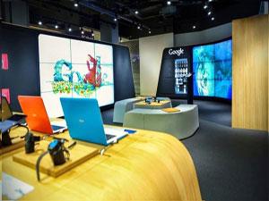 Google ilk fiziksel mağazasını açtı