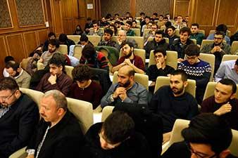 Hassan b. Sâbit sinema akademisi başladı