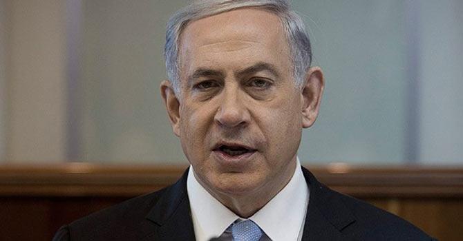 Filistinlileri katleden Netanyahu: 'Biz barış istiyoruz'