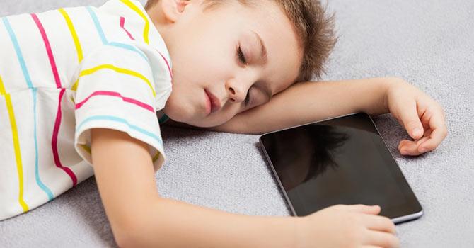 Akıllı cihazlar çocukları tehdit ediyor