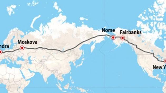 Dünyanın en çılgın projesi Rusya'dan