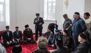 Rusya'da bir cami 90 yıl sonra ibadete açıldı