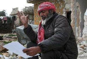 Savaşın şairi Suriyeli öğretmen