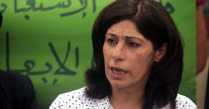 Filistinli milletvekiline hapis