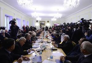 Moskova'da Suriye toplantısından sonuç çıkmadı