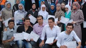 5 yılda 5 bin Suriyeli öğrenciye burs