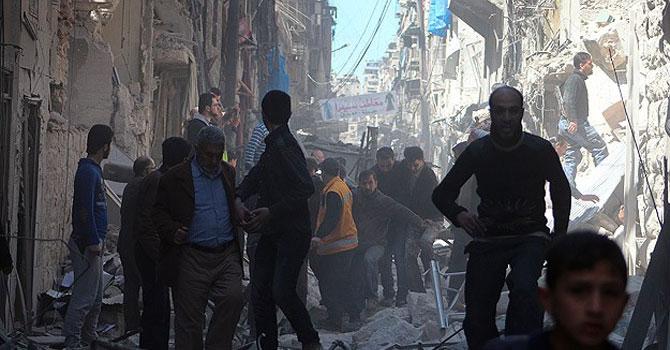 Suriye'de savaşın bilançosu: 180 bin sivil kayıp