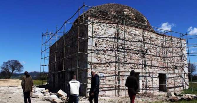 Kanuni'nin mirası 200 yıl sonra ibadete açılıyor