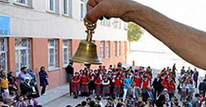 İlkokulun zil sesini salavat duasıyla değiştirdiler