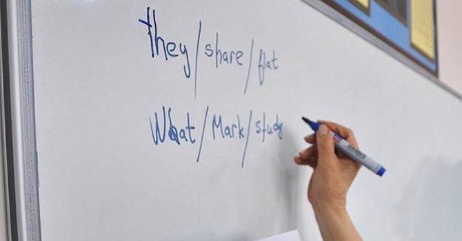 5. sınıfta İngilizce dışında başka diller de olacak