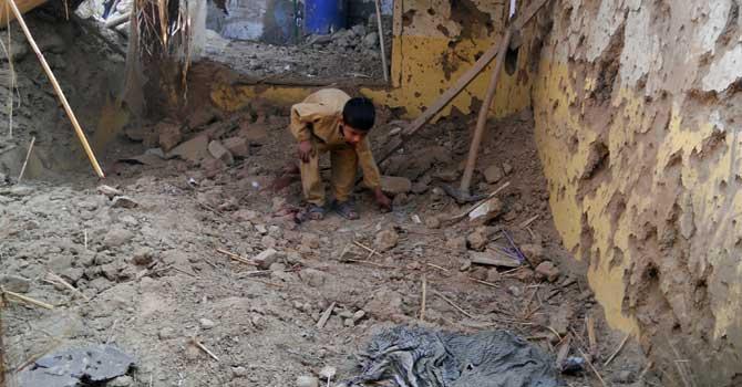 Yemen'de de çocuklar öldürüldü