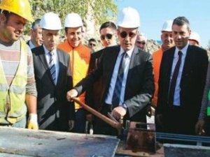 Şehri Anadolu'ya bağlayacak tünelin temeli atıldı