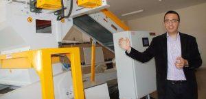 Üniversiteden süper fonksiyonlu tarım makinesi