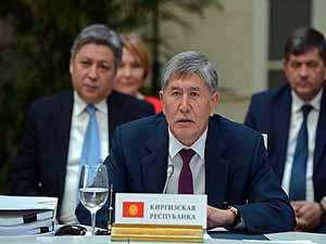Kırgızistan Avrasya Ekonomik Birliği'ne üye oldu