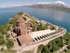 Van inanç ve kültür turizmi ile kalkınacak