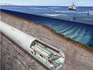 Avrasya Tüneli'ne Avrupa'dan büyük ödül!