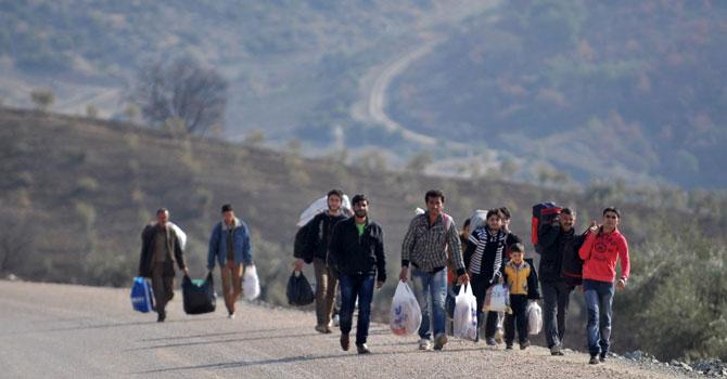 İsveç 74 bin kişi sığındı