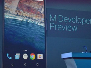 İşte yeni Android M ve Anroid Pay!