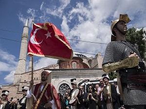 Fetih kutlamaları yarın Yenikapı'da yapılacak