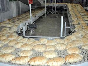 Suriyelilere 550 milyon ekmek