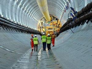 'Avrasya Tüneli yeni bir nefes borusu olacak'
