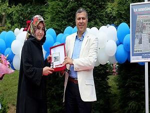 'Türkiye Ailesi'nin çocukları buluştu