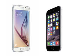 Samsung Apple'ı geçmek üzere!