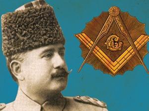 'Osmanlı'yı Masonlar yıktı'