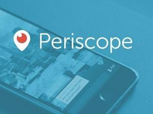 Periscope kapanabilir